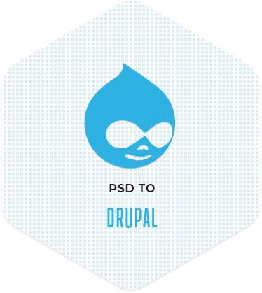 Covert PSD to Drupal Theme