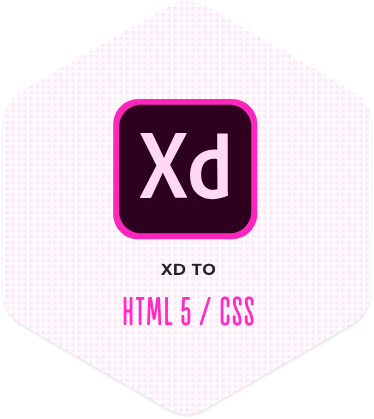 XD to HTML5 Conversion Services