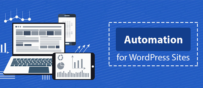 Automation for WordPress Sites
