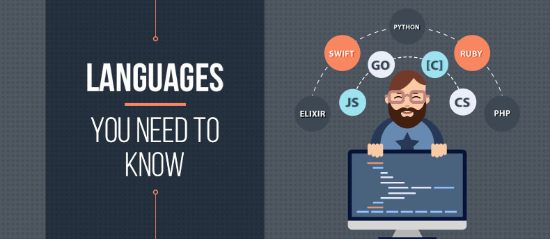 Becoming the pro web designer (Languages you need to know)