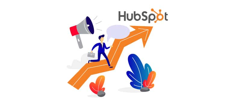 How does the HubSpot website help you to grow your business?
