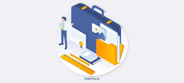 professional work portfolio