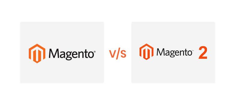 Compare Magento 2 with Magento 1: